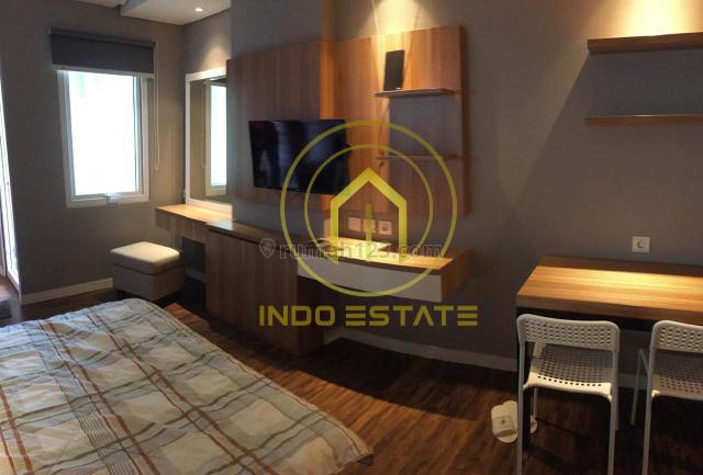 Apartemen Metro Park Residence Full Furnish Type Studio Unit Sangat Bagus, Kebon Jeruk, Jakarta Barat