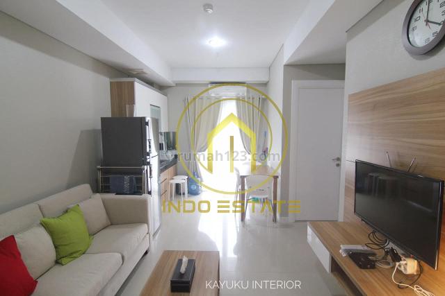 Apartemen Metro Park Residence Lantai Rendah Tower Manhattan Full Furnished, Kebon Jeruk, Jakarta Barat