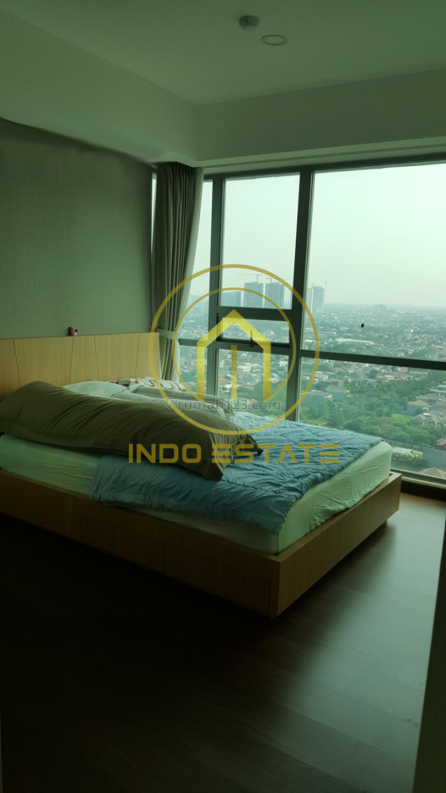 Apartemen St. Moritz (Puri Indah) 2BR+1 Furnished Tower New Royal, Kembangan, Jakarta Barat