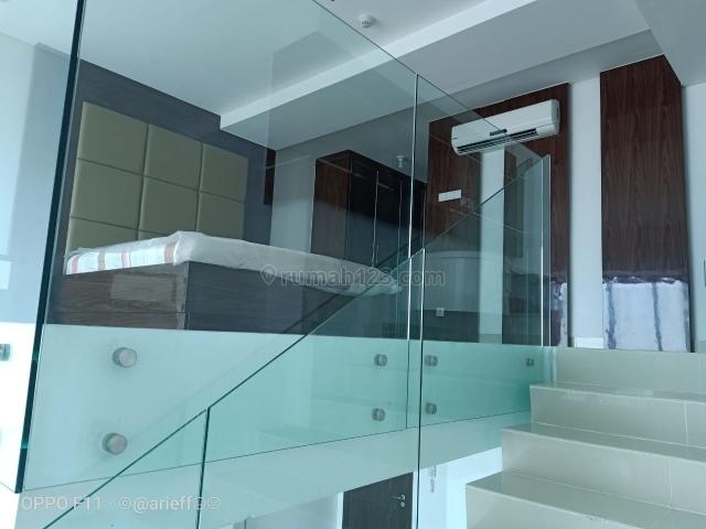 Mini Office Apartemen Neo Soho Fully Furnished Special Harga Covid, Central Park, Jakarta Barat