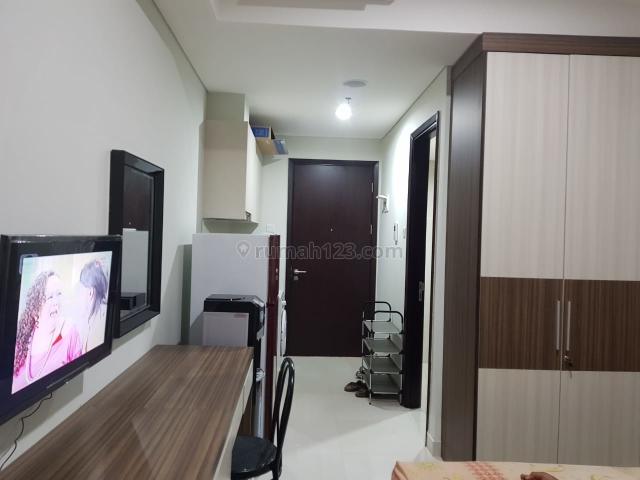 Strategis Unit Studio Puri Mansion Apartemen, Cengkareng, Jakarta Barat