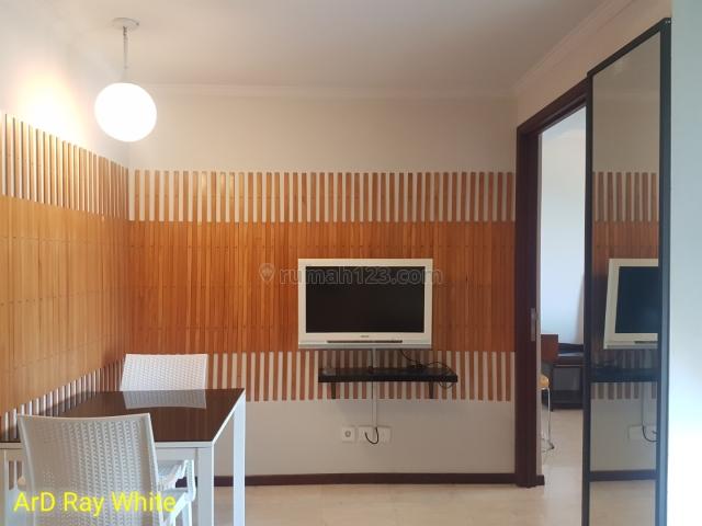 Apartemen Royal Mediterania Central Park Tanjung Duren 1 Bedroom Full Furnish Lantai Dibawah 15, Central Park, Jakarta Barat