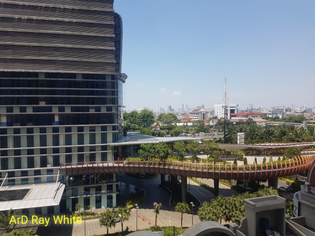 Apartemen Royal Mediterania Central Park Tanjung Duren 2 Bedroom Luas 42 m2 Lantai Dibawah 10 Full Furnish, Central Park, Jakarta Barat