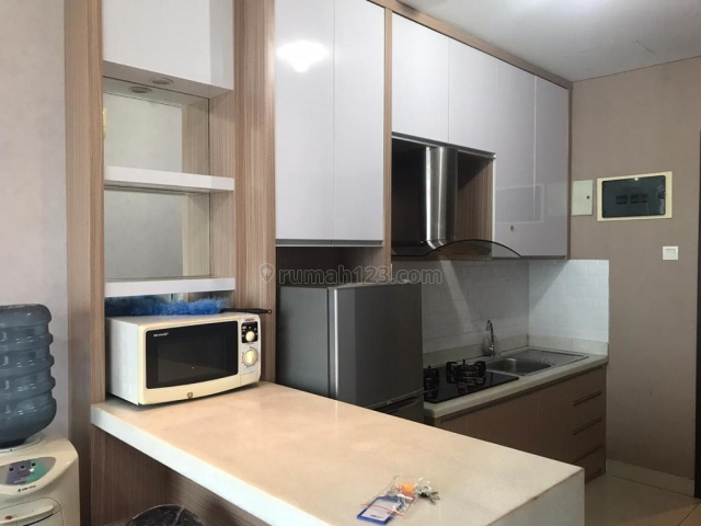 Super Murah (Covid Price) Central Park Residence 1 Br Fully Furnished, Central Park, Jakarta Barat