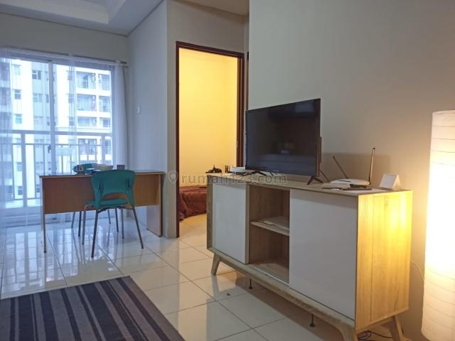 Apartemen Mediterania Garden 2 - Tower E Furnished Lantai Tinggi, Tanjung Duren, Jakarta Barat