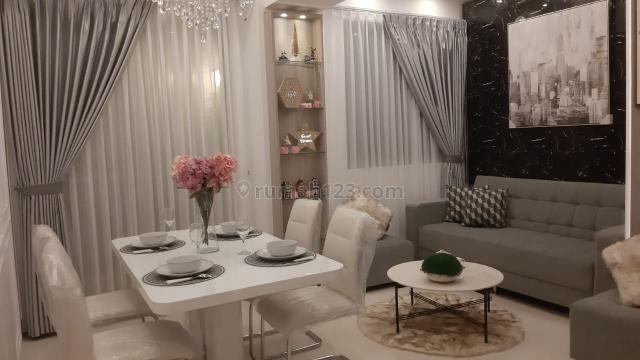 Apartemen Cantik Full Furnish 1BR Taman Anggrek Residences Jakarta Barat, Taman Anggrek, Jakarta Barat