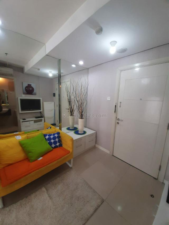 TERMURAH......!!Apartemen Madison Park , Type Super Studio , Full Furnish Bagus Banget, Tanjung Duren, Jakarta Barat