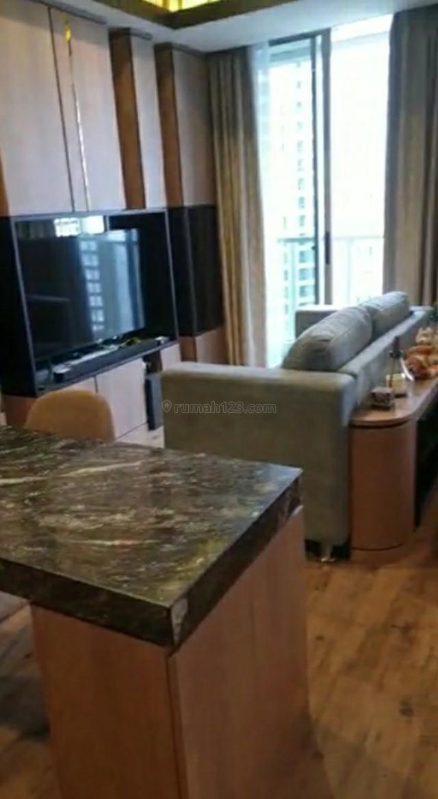 EXCLUSIVE!!! BAGUSSS!!! Apartemen Taman Anggrek Residence 1 Bedroom Furnished, Taman Anggrek, Jakarta Barat