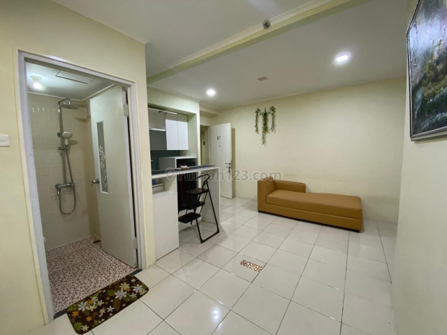 apartemen pakubuwono terrace 1BR, Kebayoran Lama, Jakarta Selatan