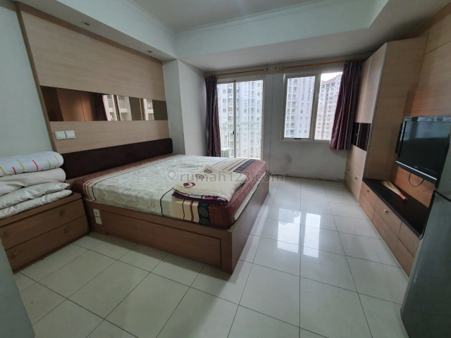 Apartemen Royal Mediterania Studio Full Furnished, Tanjung Duren, Jakarta Barat