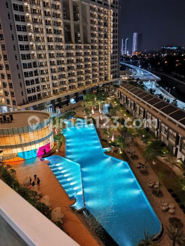 Apartemen Puri Mansion Tipe Studio 26m2 , Lantai 9 , View Pool , Jakarta Barat, Puri Mansion, Jakarta Barat, Puri Mansion, Jakarta Barat