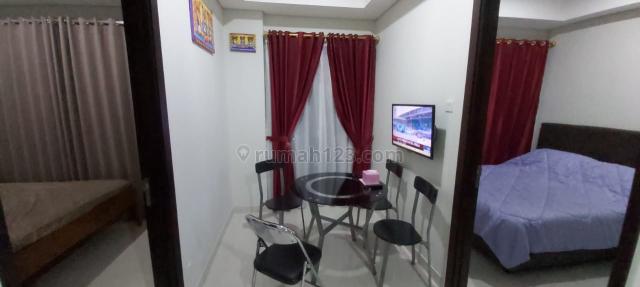 Apartemen Puri Mansion 2+1BR Fullfurnish, Kembangan, Jakarta Barat