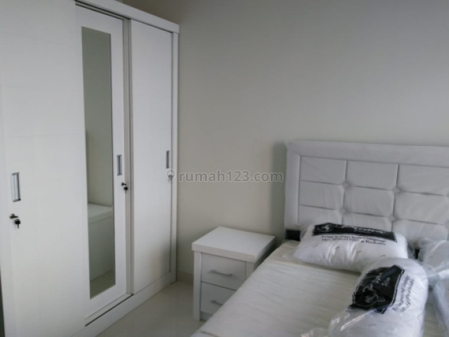 Apartemen Puri Mansion type Studio Furnish, Kembangan, Jakarta Barat