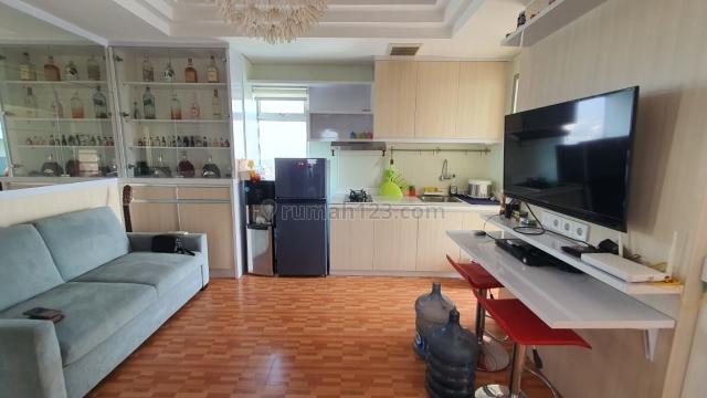 2 Bedroom Full Furnished Lantai Tinggi Apartemen Green Lake Sunter, Tanjung Priok, Jakarta Utara