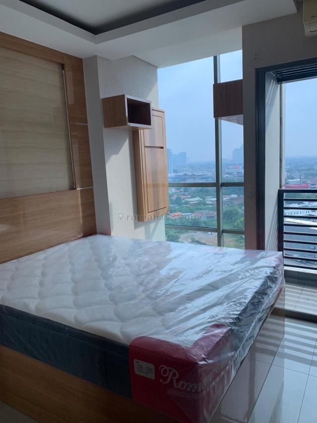 Apartemen GP Plaza masih baru cozy,, full furnished , strategis di slipi , pusat bisnis di Jakarta Barat, Slipi, Jakarta Barat