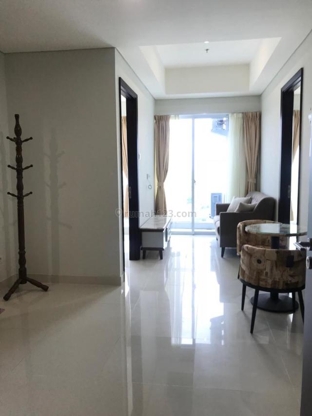 Apartemen Puri Mansion Jakarta Barat, 2+1 BR LB 63m2, Hrg 78jt/thn, Puri Mansion, Jakarta Barat