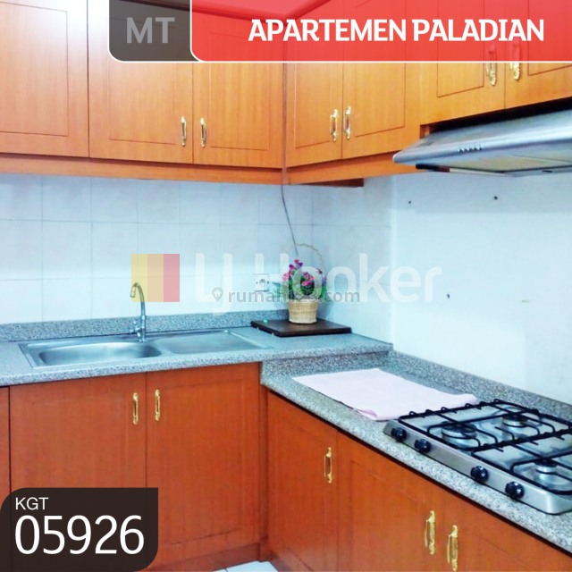Apartemen Paladian Tower A Lantai 22 Kelapa Gading, Jakarta Utara, Kelapa Gading, Jakarta Utara