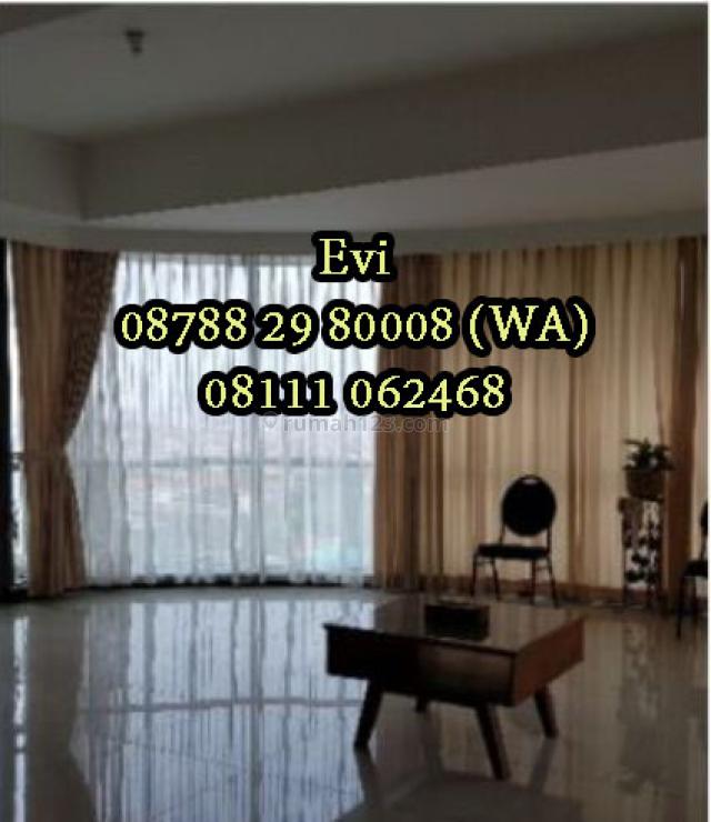 Apartemen St. Moritz (Puri Indah) 5BR Semi Furnished Presidential Tower, Kembangan, Jakarta Barat