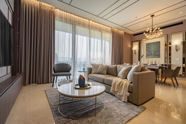 Nicely Furnished 2BR Apartment @ Pakubuwono Spring Apartment, Kebayoran Lama, Jakarta Selatan
