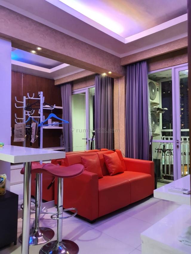 Westmark Apartment Taman Anggrek 1+1 bedroom furnished 55 juta/thn nego, Grogol, Jakarta Barat