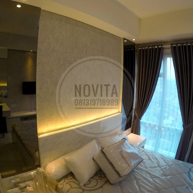 Apartemen Puri Mansion Jakarta Barat - Studio Fully Furnished, Good Condition, Puri Mansion, Jakarta Barat