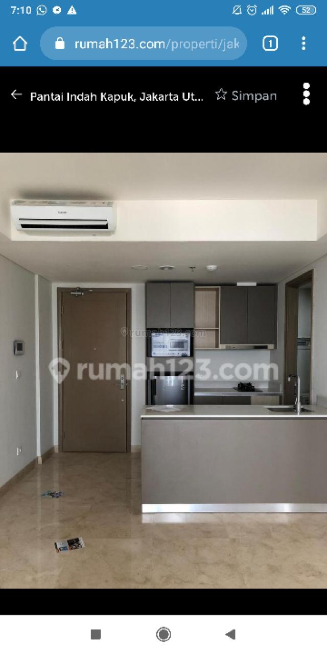 Apartemen Gold Coast PIK Tower Bahama, Pantai Indah Kapuk, Jakarta Utara