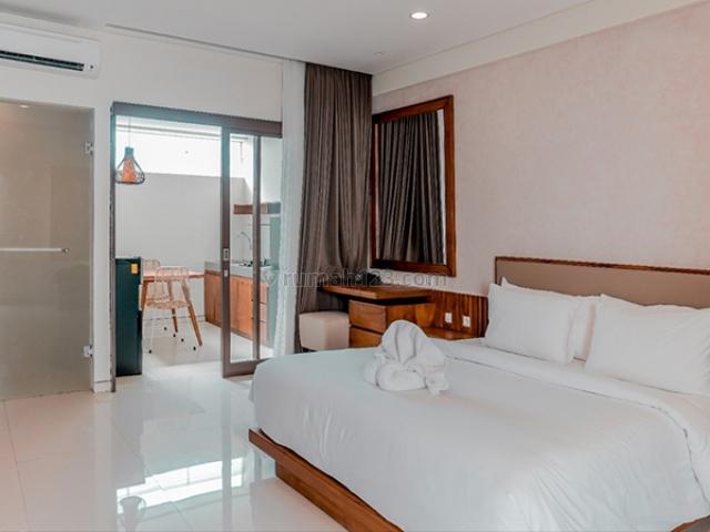 BALIKUBU.COM | AMR-222 Monthly Apartment Deluxe 1 Room Jl Dewi Sri Kuta, Kuta, Badung