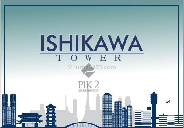 Apart PIK2 Tokyo Riverside Tower Ishikawa 2BR, Pantai Indah Kapuk, Jakarta Utara