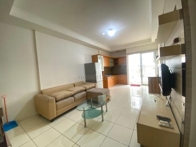 Apartment Medit 2 - 3 BR  Lt Rendah - View Royal dan CP, Tanjung Duren, Jakarta Barat
