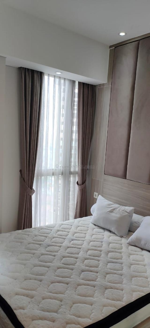 1BR Furnished Apartemen Taman Aggrek Residences @ Mall Taman Anggrek - Jakarta Barat, Tanjung Duren, Jakarta Barat