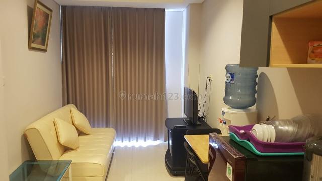Apartemen Taman Anggrek Full furnished Lantai Rendah, Taman Anggrek, Jakarta Barat