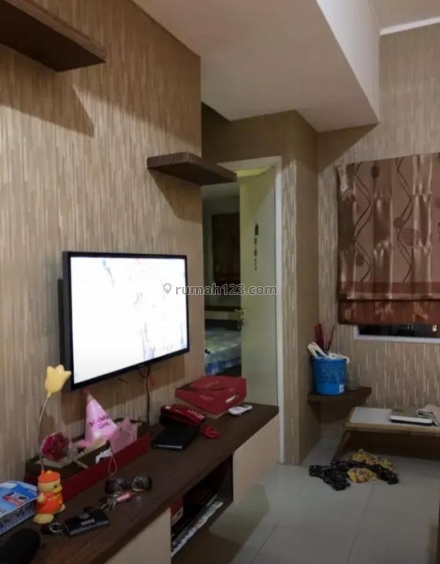 apartemen season city, 3+1 bedroom furnished, Ancol, Jakarta Utara
