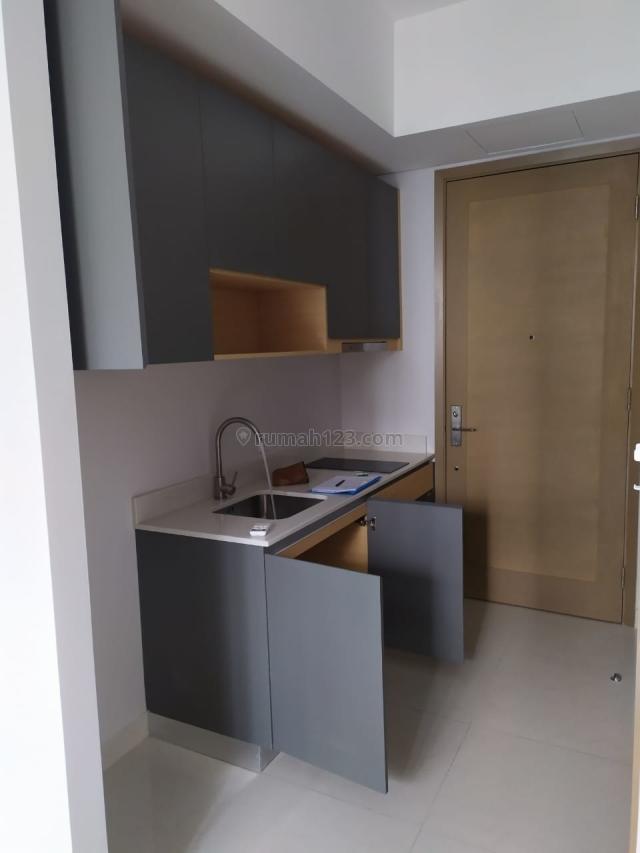 Apartemen TARES Studio Semi FUrnished Lantai Rendah, Taman Anggrek, Jakarta Barat