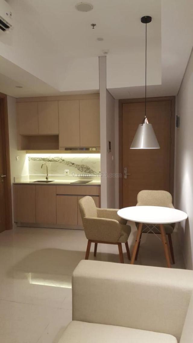 Apartemen Taman Anggrek Residences 1BR Furnished, Tanjung Duren, Jakarta Barat