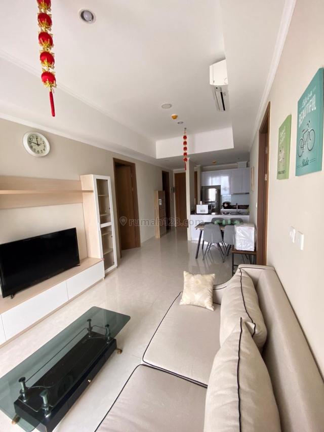 Murah (Harga Covid) Condominium Taman Anggrek Residence Brand New, Taman Anggrek, Jakarta Barat
