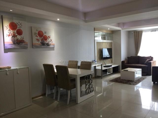 Apartemen Casa Grande 3 BR 117 m2 14 Juta Murah Banget Jakarta Selatan, Cassablanca, Jakarta Selatan