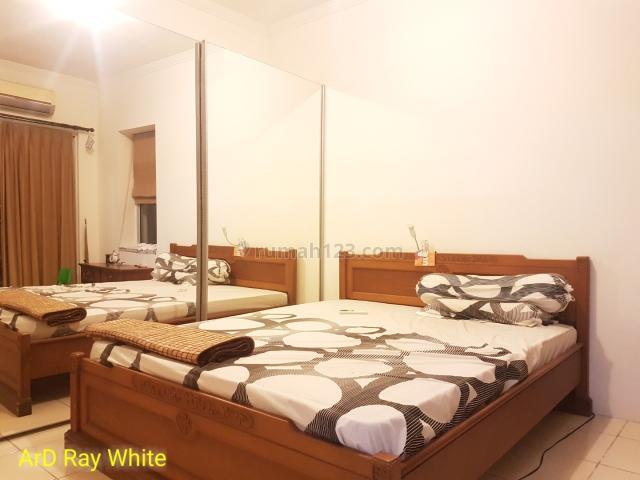 Apartemen Mediterania 2 Tanjung Duren Central Park 3+1 Bedroom Furnish Lantai Tinggi, Central Park, Jakarta Barat