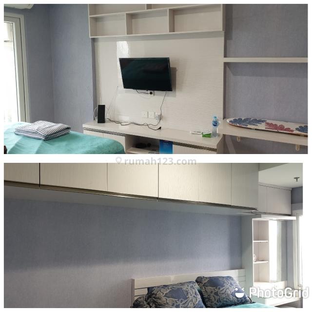 Apartemen Metro Park Residence Studio Full Furnished Murah All In, Kebon Jeruk, Jakarta Barat