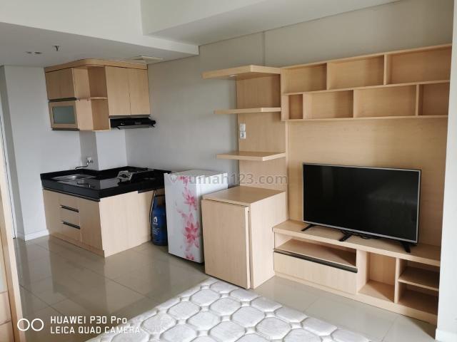 Apartemen Metro Park Tower Menhattan Studio Full FUrnished, Kebon Jeruk, Jakarta Barat
