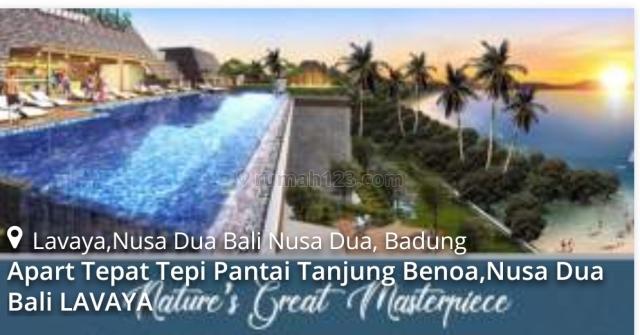Apartemen di tepi pantai  Tanjung Benoa Nusa Dua Bali, Nusa Dua, Badung
