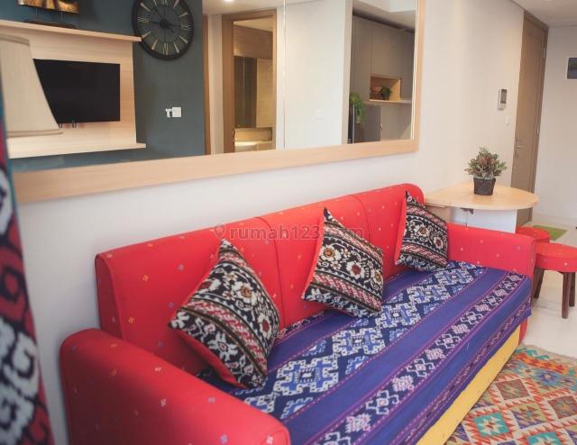 Apartemen Taman Anggrek Residence Lantai Tinggi 2BR Full FUrnished, Taman Anggrek, Jakarta Barat