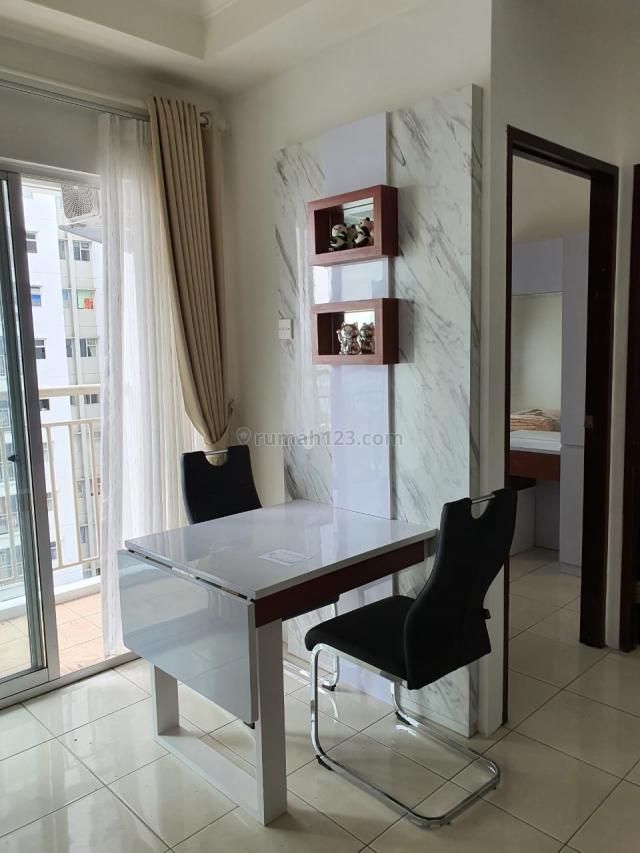 Apartemen Mediterania Garden 2 2BR Full Furnished, Tanjung Duren, Jakarta Barat