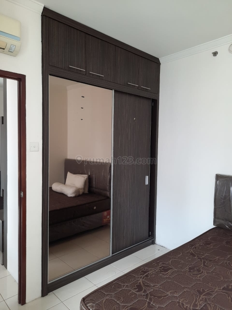 Apartemen Medit 2 , 2 Br Furnish, Tanjung Duren, Jakarta Barat