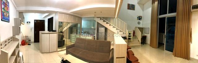 Soho Residences Type Ebony Fully Furnished, Tanjung Duren, Jakarta Barat