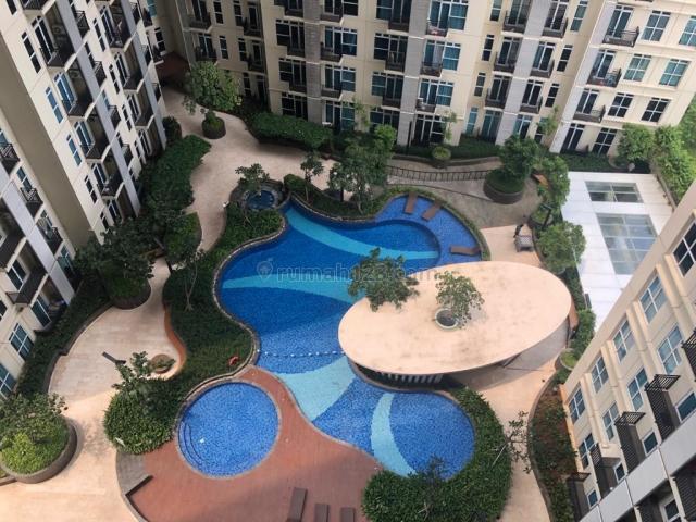 Apartemen Puri Orchard , Tipe 1 BR , (32m2) ,Full Furnished , Hrg: 35jt/thn, Rawa Buaya, Jakarta Barat