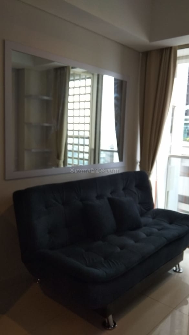 Taman Anggrek Residences 1bedroom Type Suite 38 m Full Furnish Jakarta Barat, Taman Anggrek, Jakarta Barat