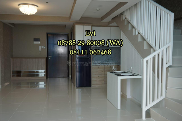 Neo SOHO Podomoro City Central Park Type Avenue Furnished Multifungsi, Central Park, Jakarta Barat