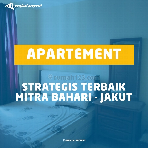 Apartement STRATEGIS Jakarta Utara, Penjaringan, Jakarta Utara