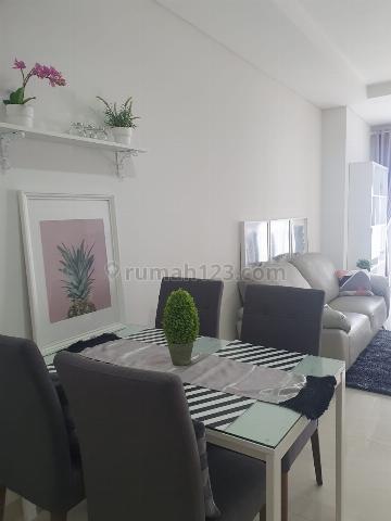 APARTEMEN GRAND MADSION , 3 BEDROOM , FULLY FURNISH, BEST PRICE, Tanjung Duren, Jakarta Barat