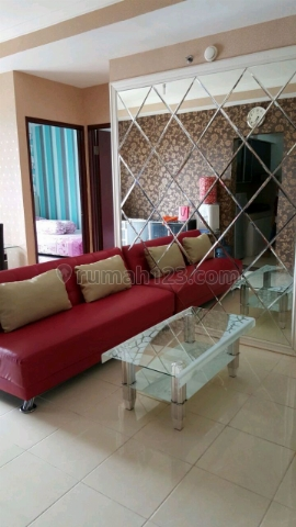 Apartment Mediterania Garden 2 type 2+1 BR, Grogol, Jakarta Barat